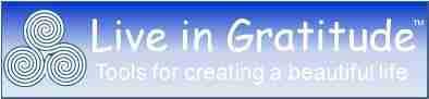 Live In Gratitude logo