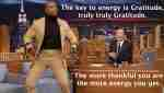 Terry Crews On Gratitude