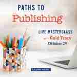 Paths to Publishing – Free Online Event