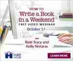 How To Write a Book in a Weekend
