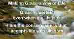 Making Grace a way of Life
