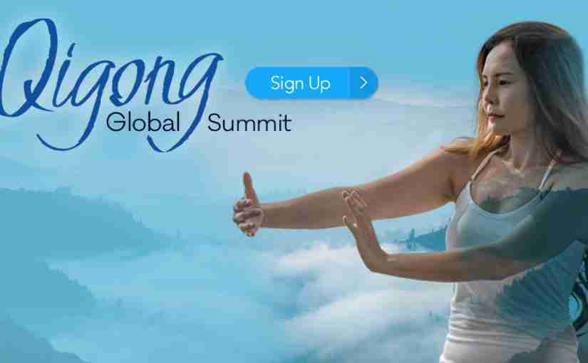 Discover Daily Qigong Practices to release stress, amplify your life force & increase JOY!