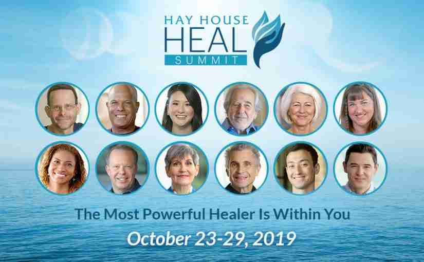 A Chance to Totally Heal Your Life