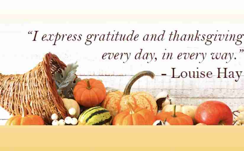 Express Gratitude Every Day in Every Way