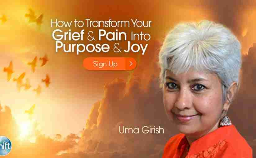 Navigate Grief and Turn Pain Into Peace