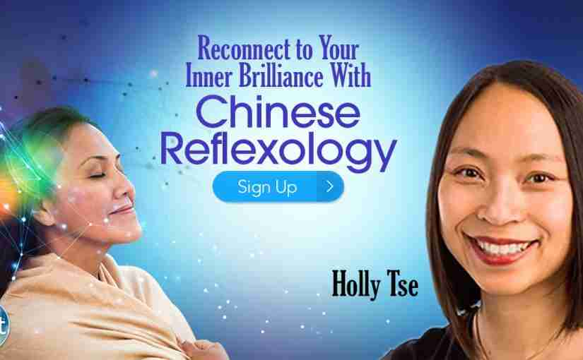 Step-by-step Chinese Reflexology