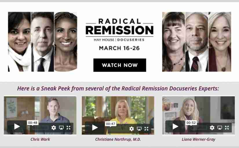 Meet the Experts: Radical Remission Summit