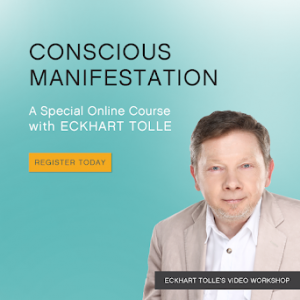 New Online Course with Eckhart Tolle: Conscious Manifestation 2020 - Gratitude Seeds