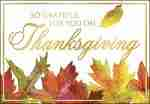 May Your Thanksgiving Be Filled with Joy and Love