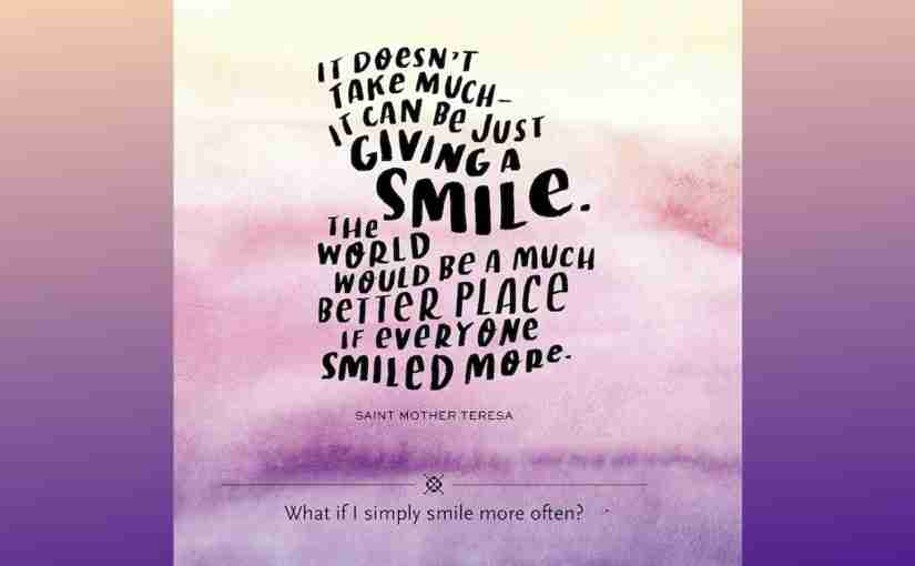 Give a Smile Today