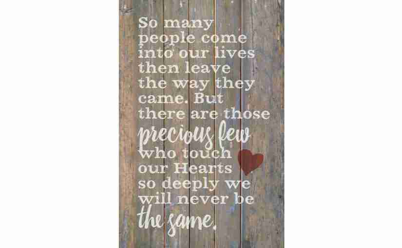 To Those that Touch Our Hearts This Memorial Day