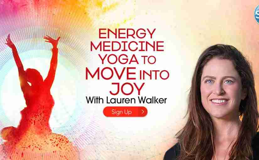 Energy Medicine Yoga Can Relieve Stress, Anxiety & Overwhelm