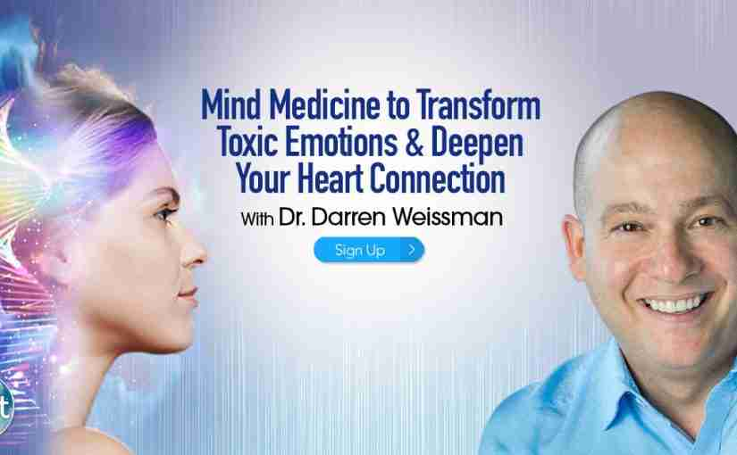 Reprogram Your Response to Stress with Mind Medicine