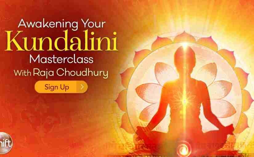 Free Masterclass: Awakening Your Kundalini